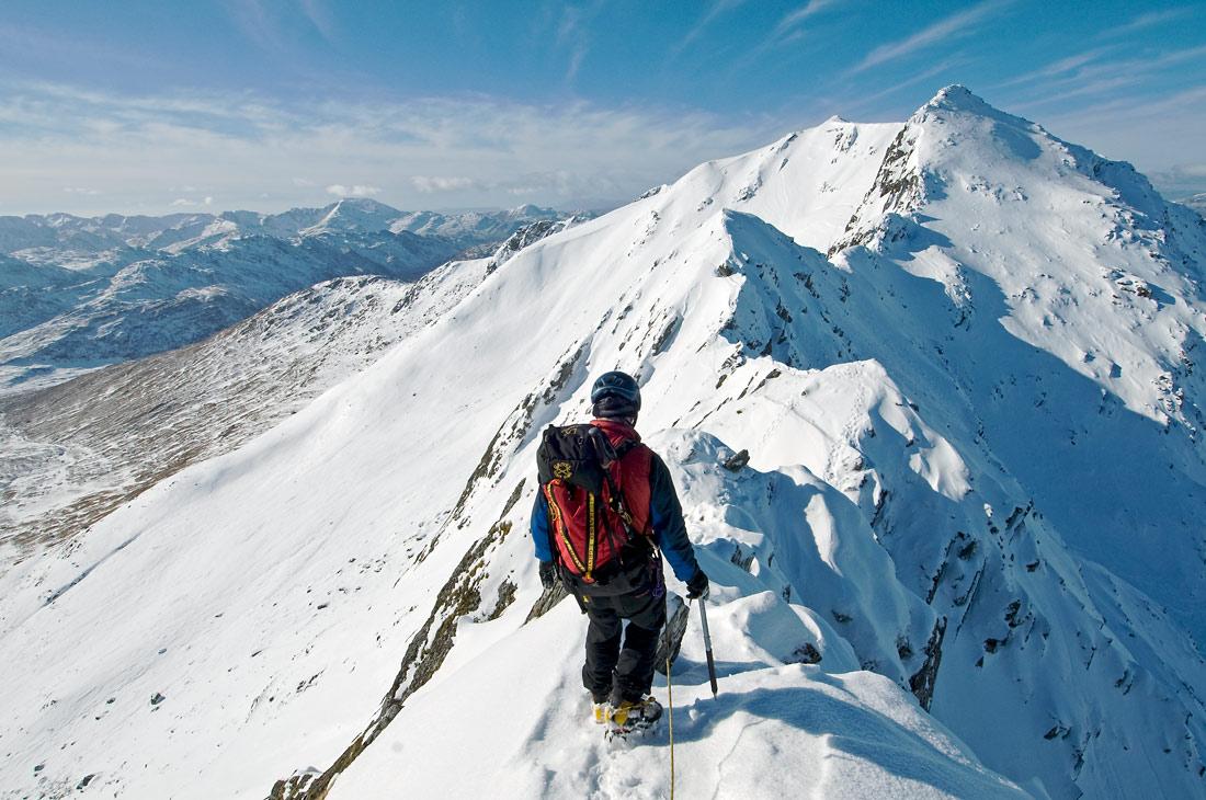 Forcan Ridge Glen Sheil