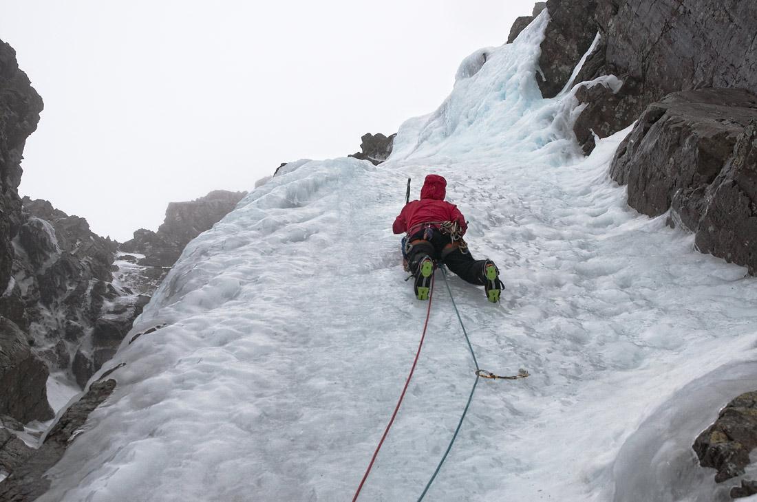 Italian Climb Ben Nevis
