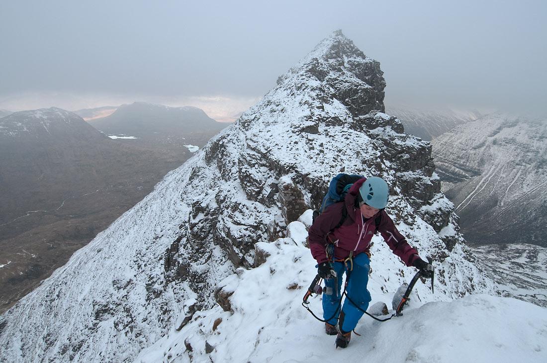 Northern Pinnacles Liathach