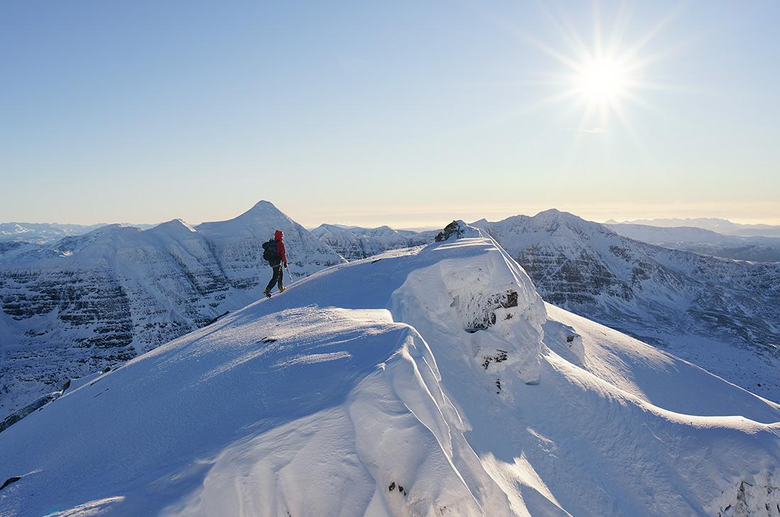 Beinn Eighe summit Torridon